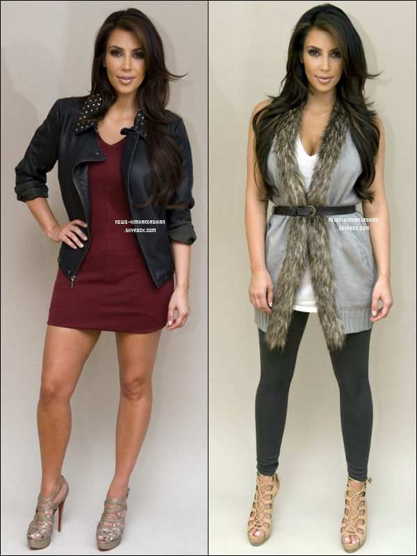 News-KimKardashian Aperçu Au K-Dash par Kim Kardashian Pour QVC  Ces des bonnes nouvelles! la famille kardashians lance un vêtement magnifique une nouvelle collection d'accessoires      Pour QVC appelé K-Dash par Kardashians! La collection fera ses débuts sur Out QVC Fashion's Night.  Comment trouvez vous Kim Kardashian sur ces photos ? Que pensez vous de cette tenue ?  News-KimKardashian
