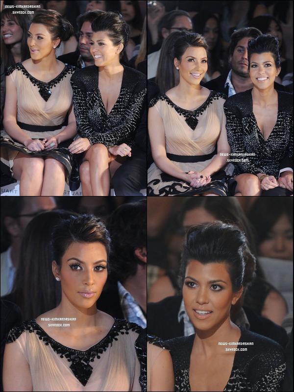 News-KimKardashian Kim Kardashian Aux Salon Stuart Jill  Kim Kardashian ,Kourtney sont allé au salon de la mode Jill Stuart à New York la semaine dernière avant son départ pour       l'Europe elle est vêtue d'une robe par Georges Hobieka, Casedi chaussures Prada et embrayage.   Elle peut dire merci a son merveilleux styliste, Monica Rose ...  News-KimKardashian