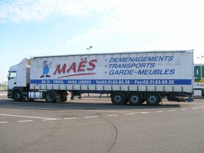 C'est mon camion!