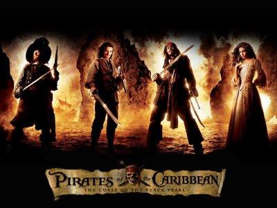 Pirate des Caraïbes  1