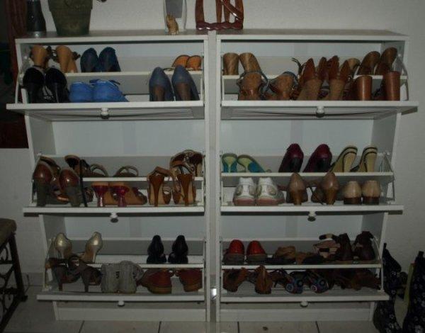 Blog de guyane973videmaison videmaison - Meuble chaussure 100 paires ...