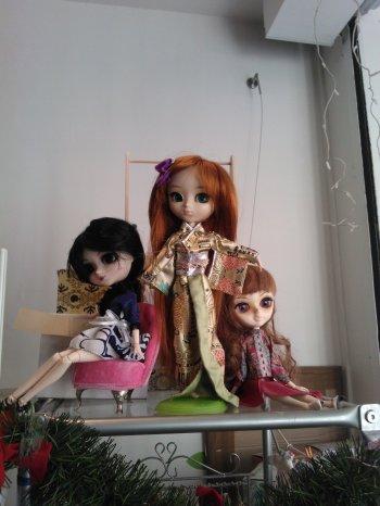 Paris, Jolie Doll....