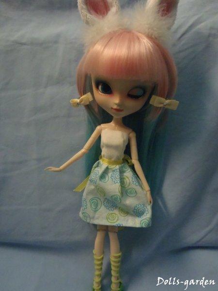 Akane : Nouvelle robe !
