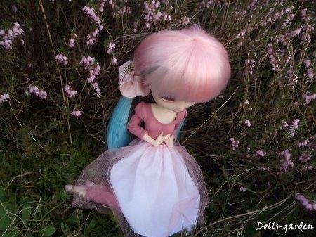 Akane, la danseuse du jardin