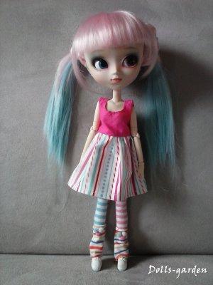 Nouvelle robe pour Kana !