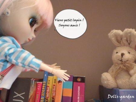 Akane : Découvertes chez Lélé !