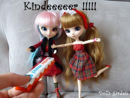 Akane, Emiko : Kinder !