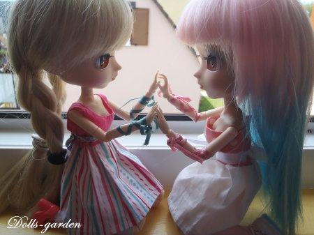 Akane et Emiko, Twinnage <3