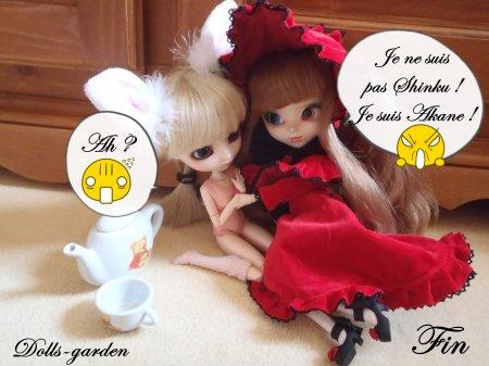 Akane et Emiko : Story