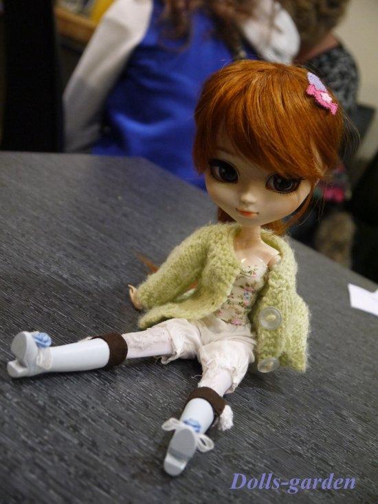 Boutique éphémère Jolie Doll à Rouen !