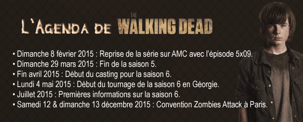 Bienvenue Walker !