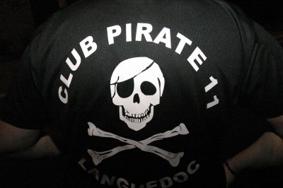 LA RENCONTRE AVEC PELLOT du club pirate 92