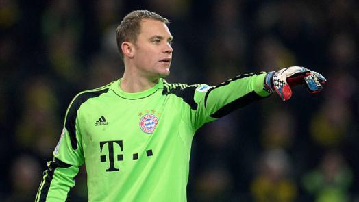 Bayern Munich : Neuer prolonge
