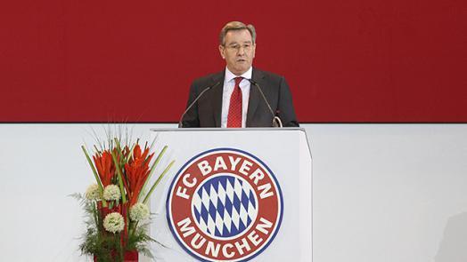 Bayern Munich : Hopfner président