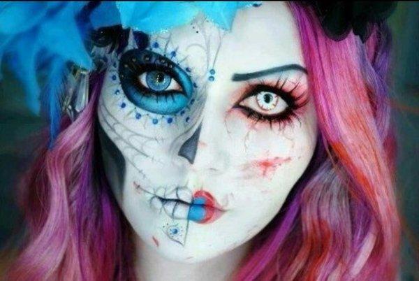Le maquillage peut changer l'apparence de quelqu'un à l'extérieur mais il ne pourra jamais modifier l'intérieur d'une personne.