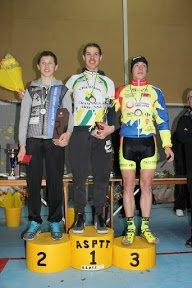 championnat de champagne de cyclo cross du 15.12.2013