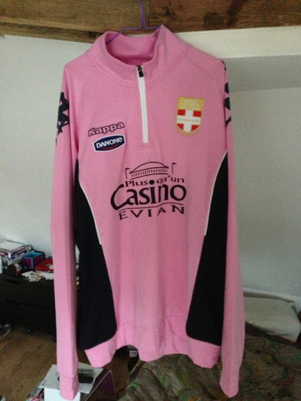 Sweat Evian thonon gaillard