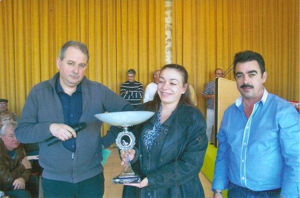 remise des prix 21ième région 2012