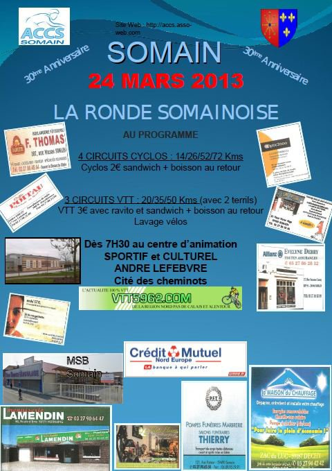 Sorties de ce week end.
