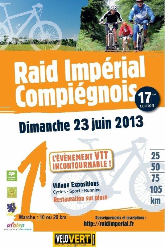 17 éme RAID IMPERIAL COMPIEGNOIS