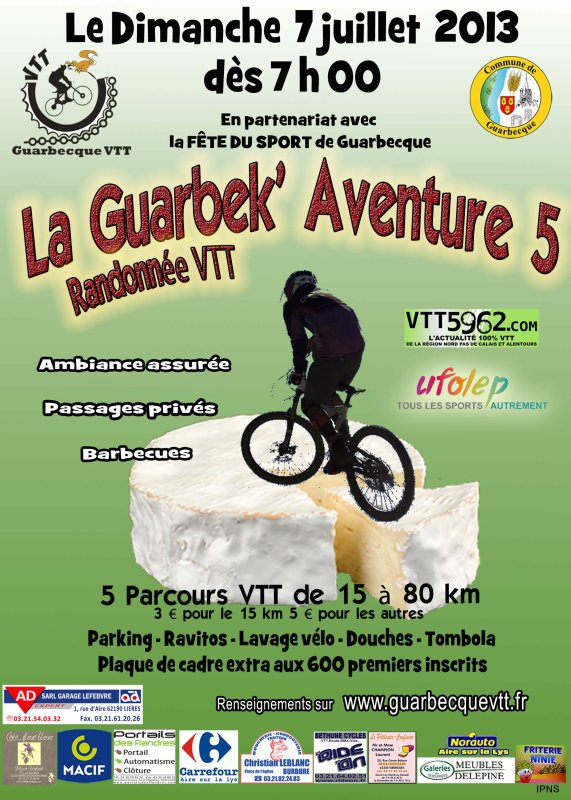 La Guarbeck'aventure