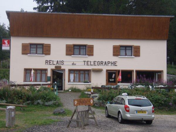 Col de TELEGRAPHE