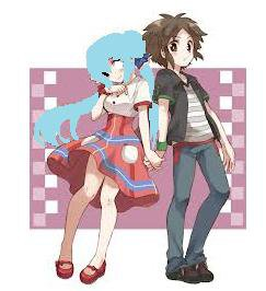 Mei et Kyohei