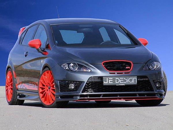Seat Leon Cupra R by JE Design