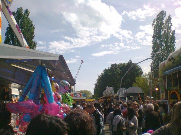 Fête foraine Mâcon 2012