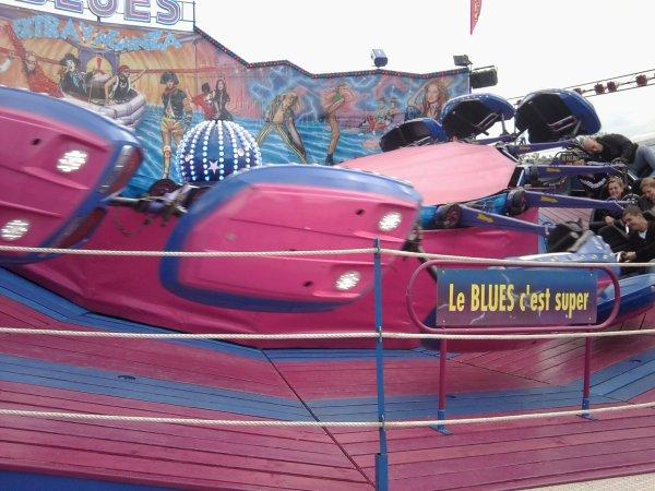 Fête foraine Portes les Valence 2012