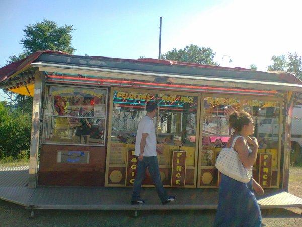 Luna Park Lyon été 2012