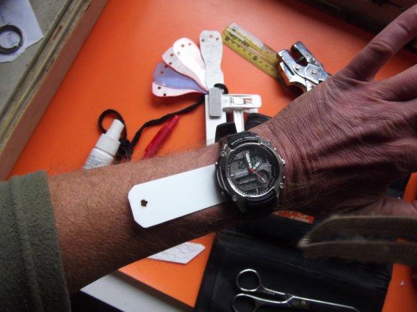 "mémorisette""gamme WIpad"" format bracelet"