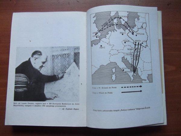 """pour amis amateurs d'histoire : """"Raconte-moi"""" """"Magiczeblin"""" :les couloirs de parachutage en Pologne"""