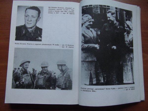 """pour amis amateurs d'histoire : """"Raconte-moi"""" """"Magiczeblin"""" :les parachutage en Pologne après instruction dans les unités anglaises"""