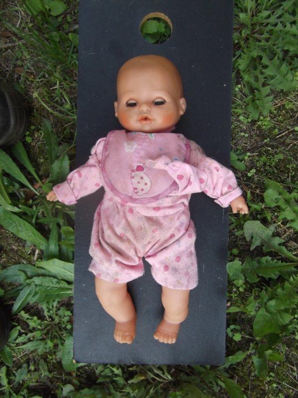 pour mes amies amatrices de poupées