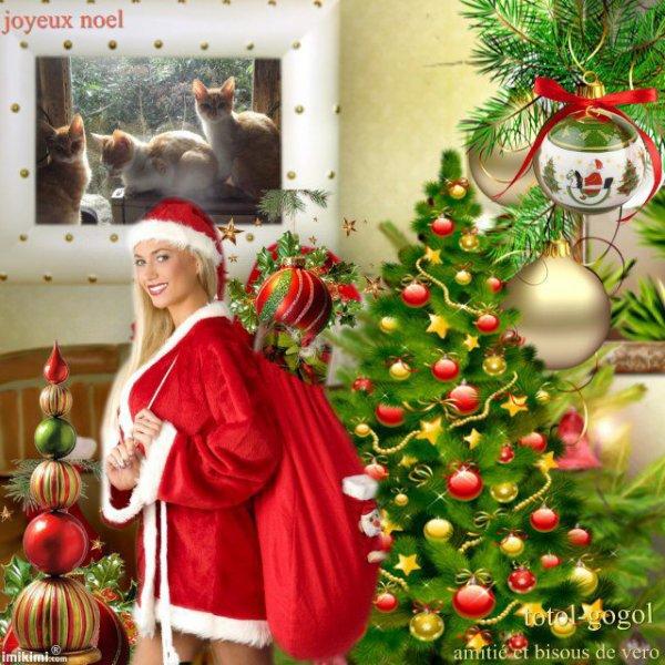 merci du KDO de Noël d'amina-princesse réveuse
