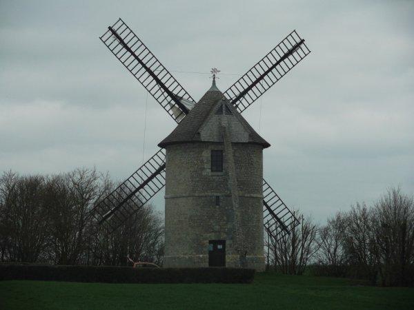 pour mes amis (es) un autre moulin en beauce