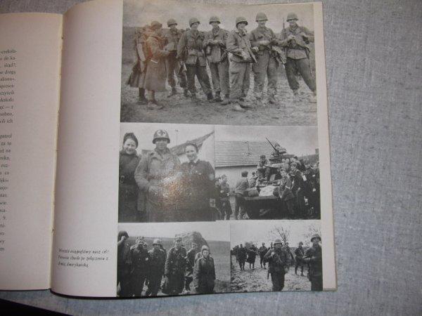 la brigade à papa en mars1945 jonction avec les troupes de Patton