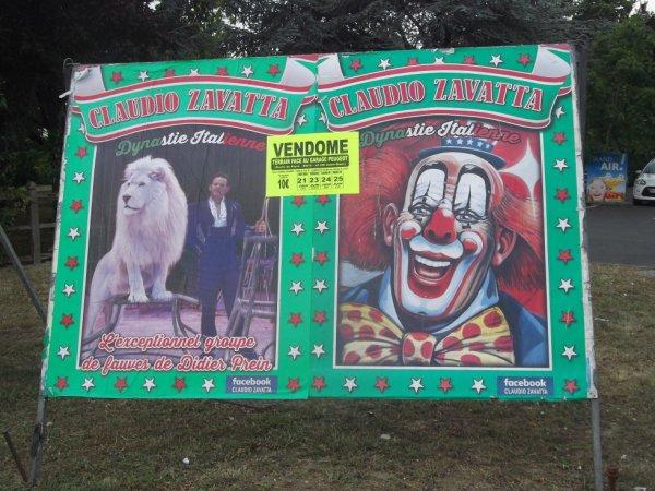 pour mes amis amateurs de cirque