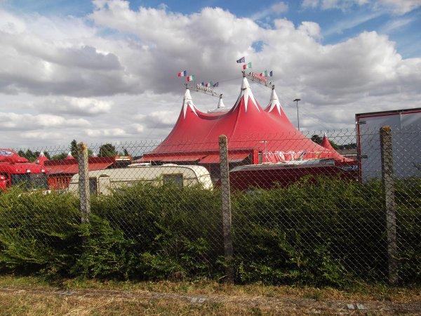 pour amis amateurs de cirque 24 JUN 1900
