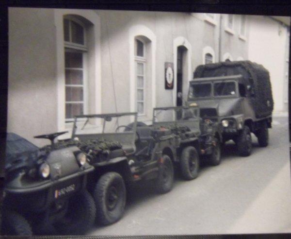pour amis amateurs de véhicules ceux de la section TRS de mon RPIMa