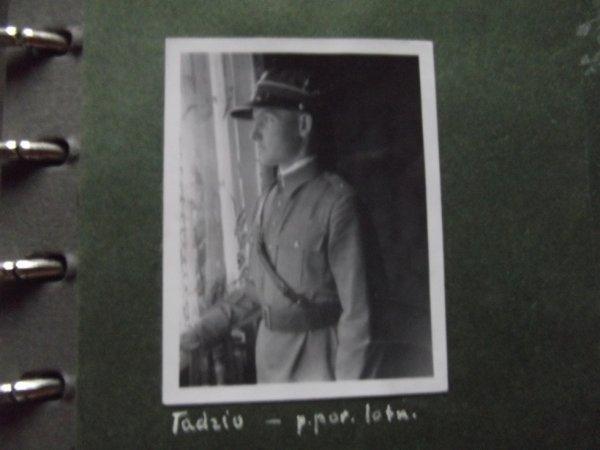 mon oncle : sous lieutenant pilote de chasse de l'armée de l'air Polonaise