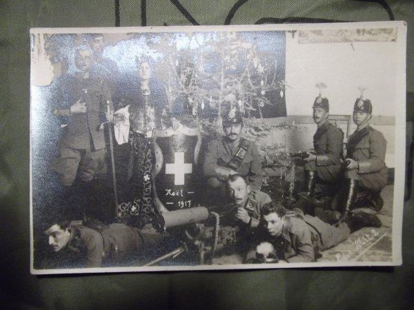 pour amateurs d'histoire WW1 quelques CP retrouvées