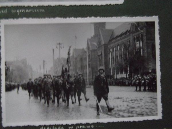 pour amis amateurs d'histoire le 57ème RI polonais début 39