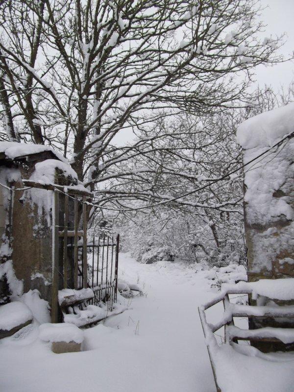 depuis le 06 FEV neige