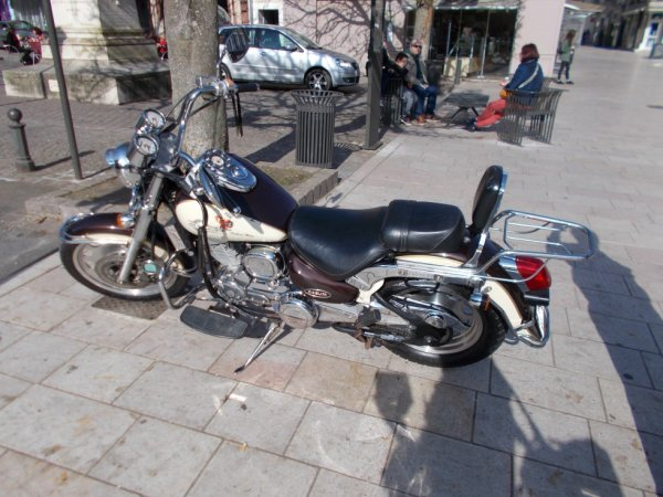 pour amis amateurs de motos