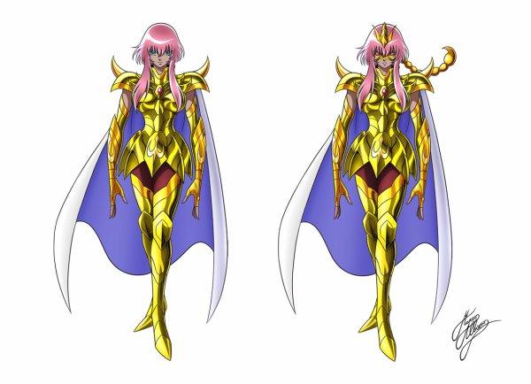 Saint Seiya Oméga Les nouveaux chevaliers du zodiaque
