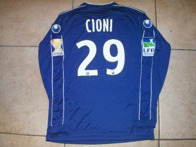 Saison 2010/2011 ML dom CIONI ...CdLigue
