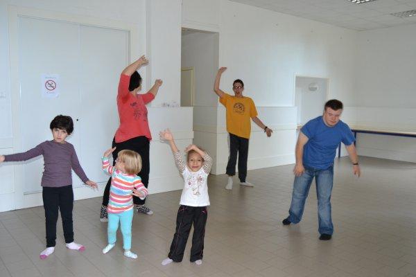 cours danse handi