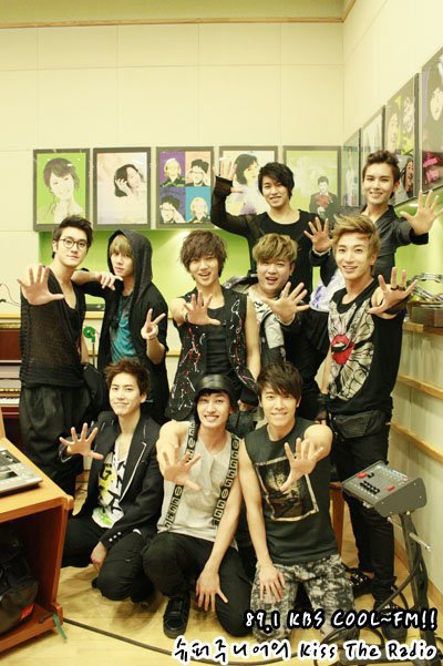 ...•°♥ Super junior ♥°•.. .